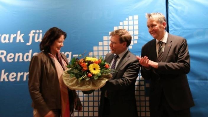 CDU setzt wieder auf Hauke Göttsch