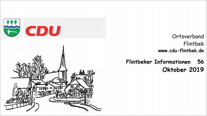 Flintbeker Informationen Nr. 56